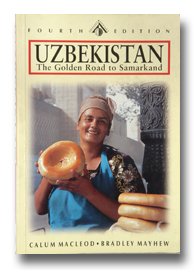 Uzbekistan. The Golden Road to Samarkand.
