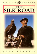 Silk road guidebook