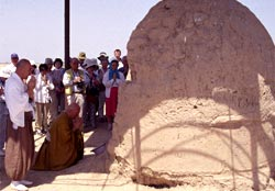 Image result for Buddhist monuments in Uzbekistan