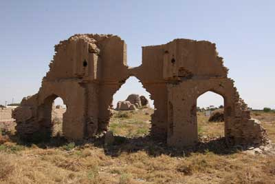 The Ancient Settlement of Old Termez