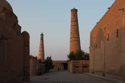 Juma Mosque and Minaret